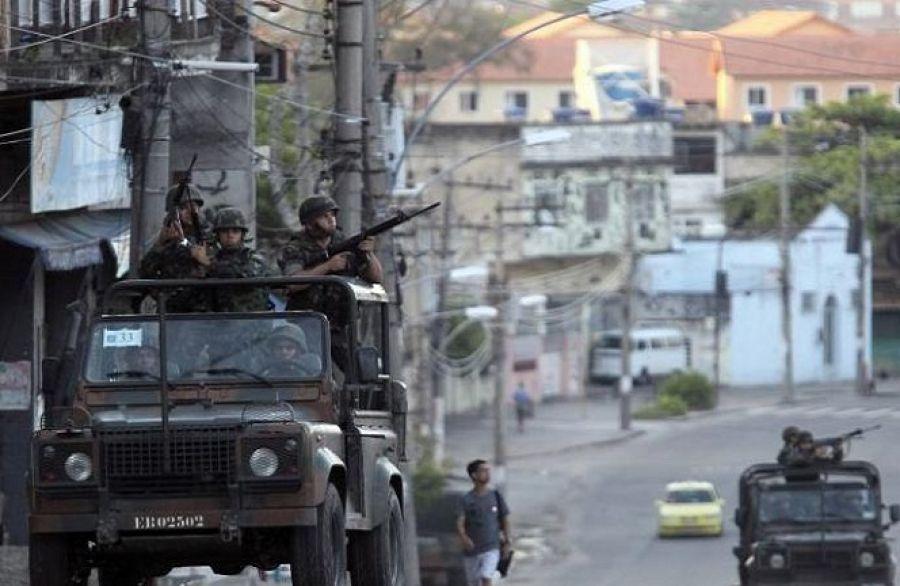 Corte mantém condenação de oficial do Exército por furto cometido em operação de Força de Pacificação
